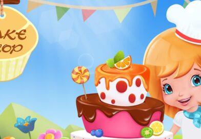 Cake Maker Master